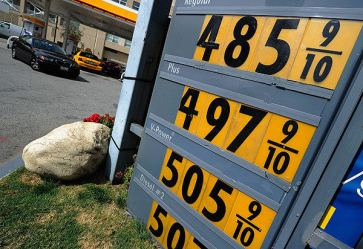 Gas Prices- OpinionatedMale.com