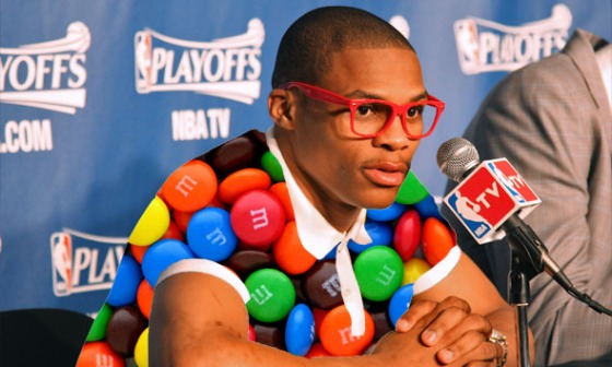 Russell Westbrook Fashion Book