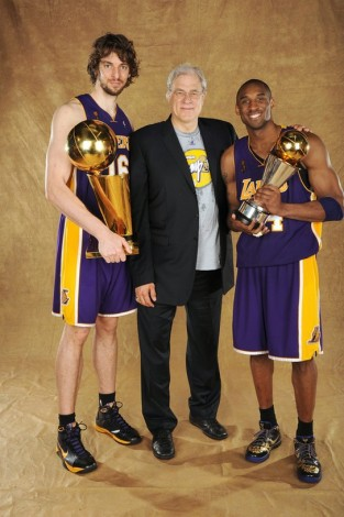 2009 NBA Finals Portraits