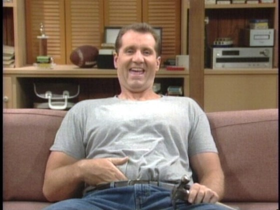 Al Bundy Married With Children - OpinionatedMale.com