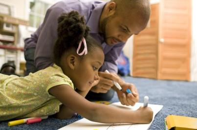 Daddy and Daughter homework - OpinionatedMale.com