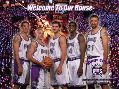 Sports - Basketball Sacramento Kings - OpinionatedMale.com