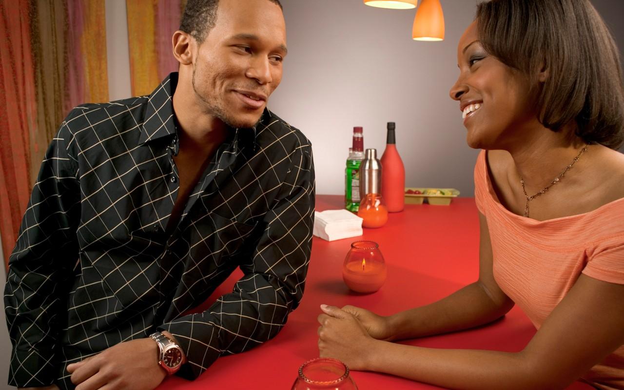 Black Couple Dating - OpinionatedMale.com