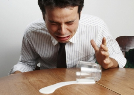 Spilled Milk - OpinionatedMale.com