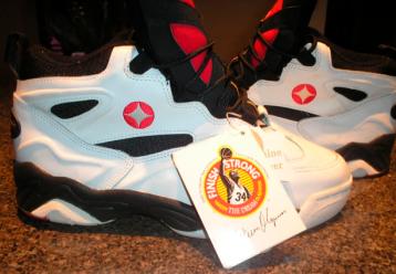 Hakeem Olajuwan Sneakers - OpinionatedMale.com