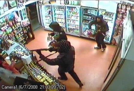 Convenience Store Robbery - OpinionatedMale.com