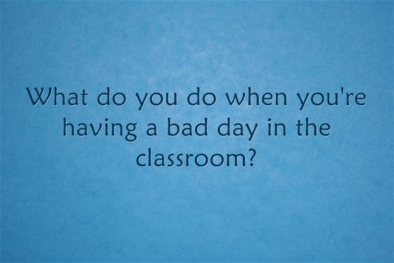 What-do-you-do-when- classroom - OpinionatedMale.com
