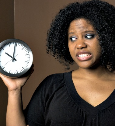 woman-clock-ticking - OpinionatedMale.com