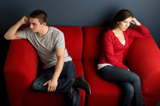 Upset Couple 4 - OpinionatedMale.com