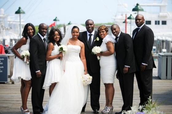 African Wedding - OpinionatedMale.com