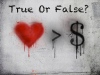 Love Or Money – Which Has More Value In YourRelationship?