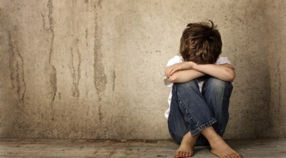 Sad child - boy - OpinionatedMale.com