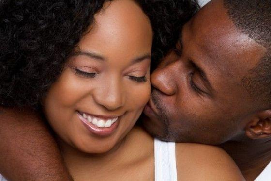 Opinionatedmale.com - Black man and woman embrace