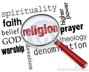 Religion - OpinionatedMale.com