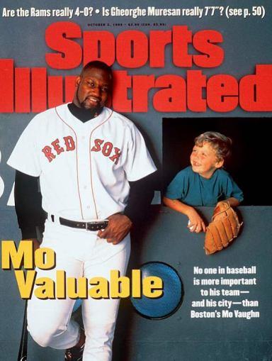 mo-vaughn - Baseball - MLB - Opinionatedmale.com