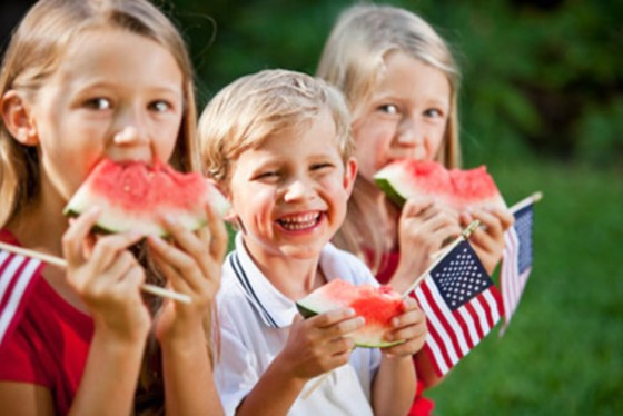 summer-kids - cookout - OpinionatedMale.com