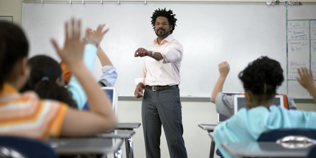 African American Teacher - OpinionatedMale.com
