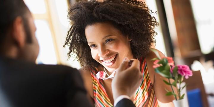 COUPLE-ON-DATE-AFRICAN-AMERICAN- OpinionatedMale.com Ask The Men Advice Column