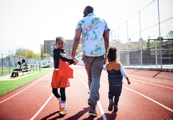 BLACK-FATHERS - Fathers Day - Child Support - Fathers Rights - OpinionatedMale.com